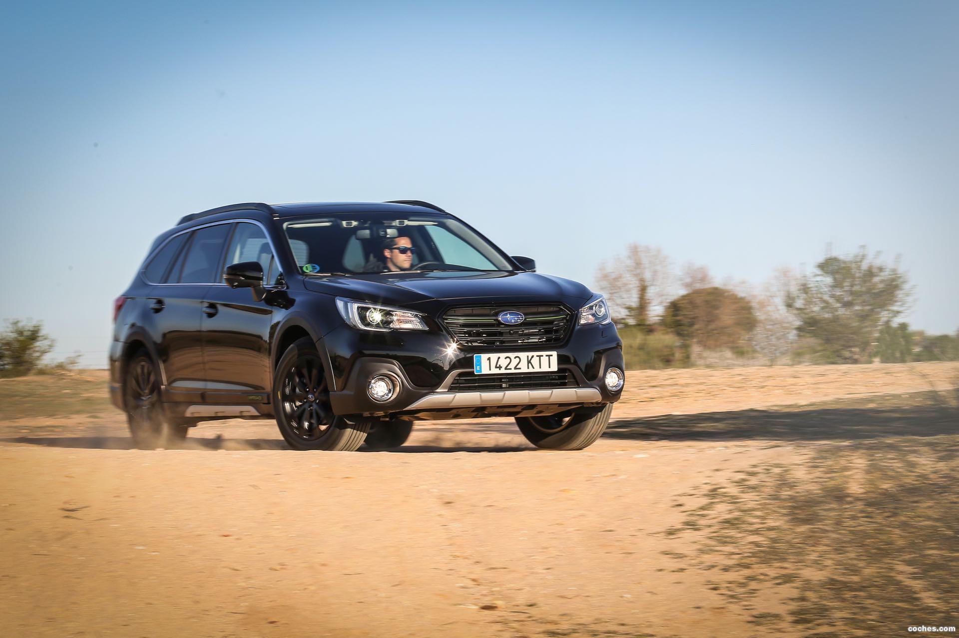 Foto 22 de Subaru Outback Eco Bi-Fuel Black Edition 2019
