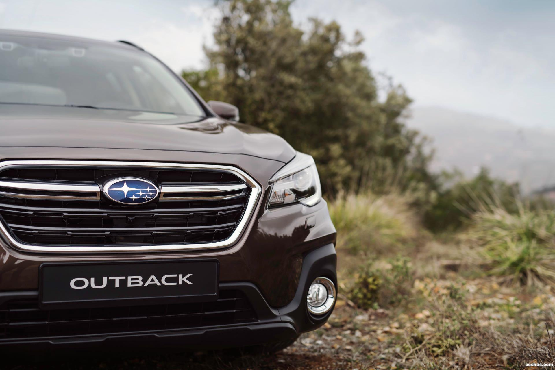 Foto 42 de Subaru Outback Executive Plus 2018