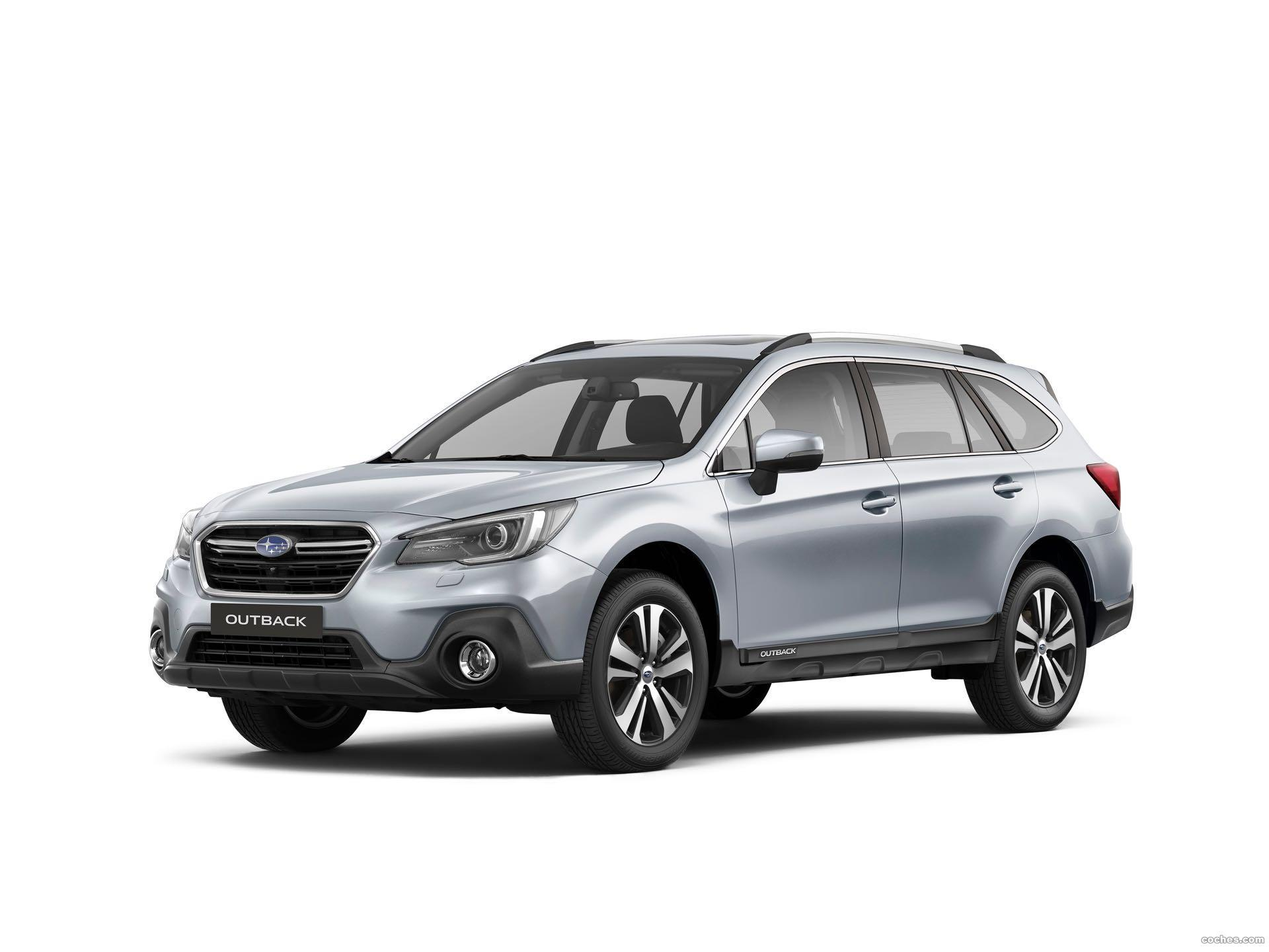 Foto 1 de Subaru Outback Executive Plus 2018