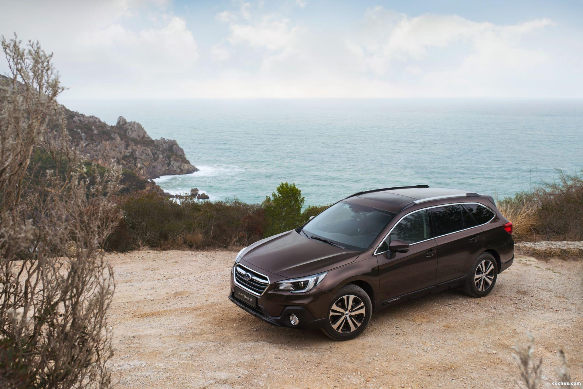 Foto 55 de Subaru Outback Executive Plus 2018