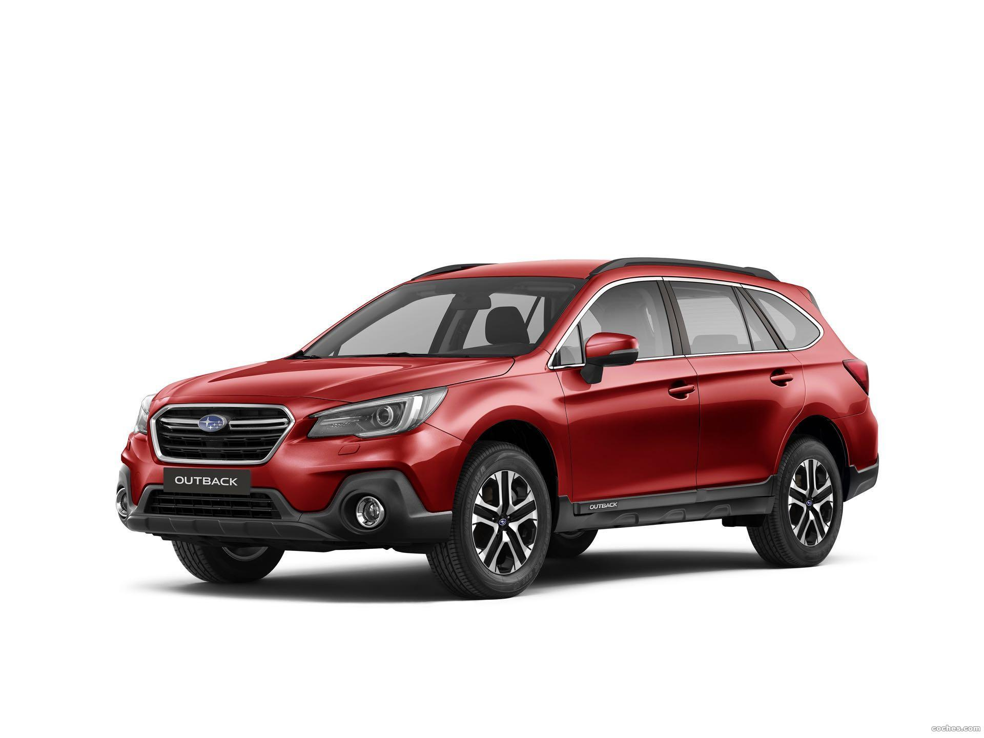 Foto 2 de Subaru Outback Executive Plus 2018