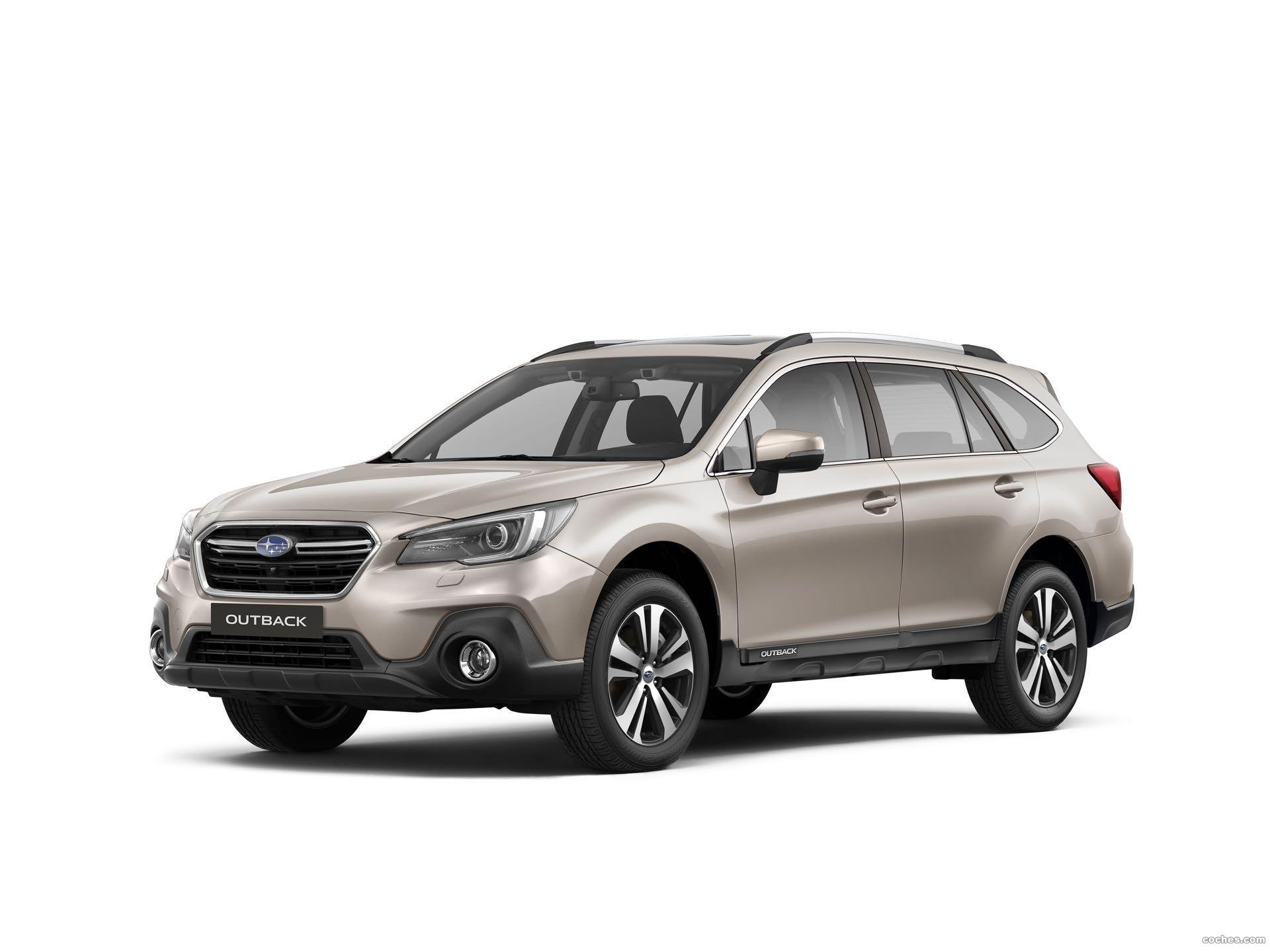 Foto 0 de Subaru Outback Executive Plus 2018