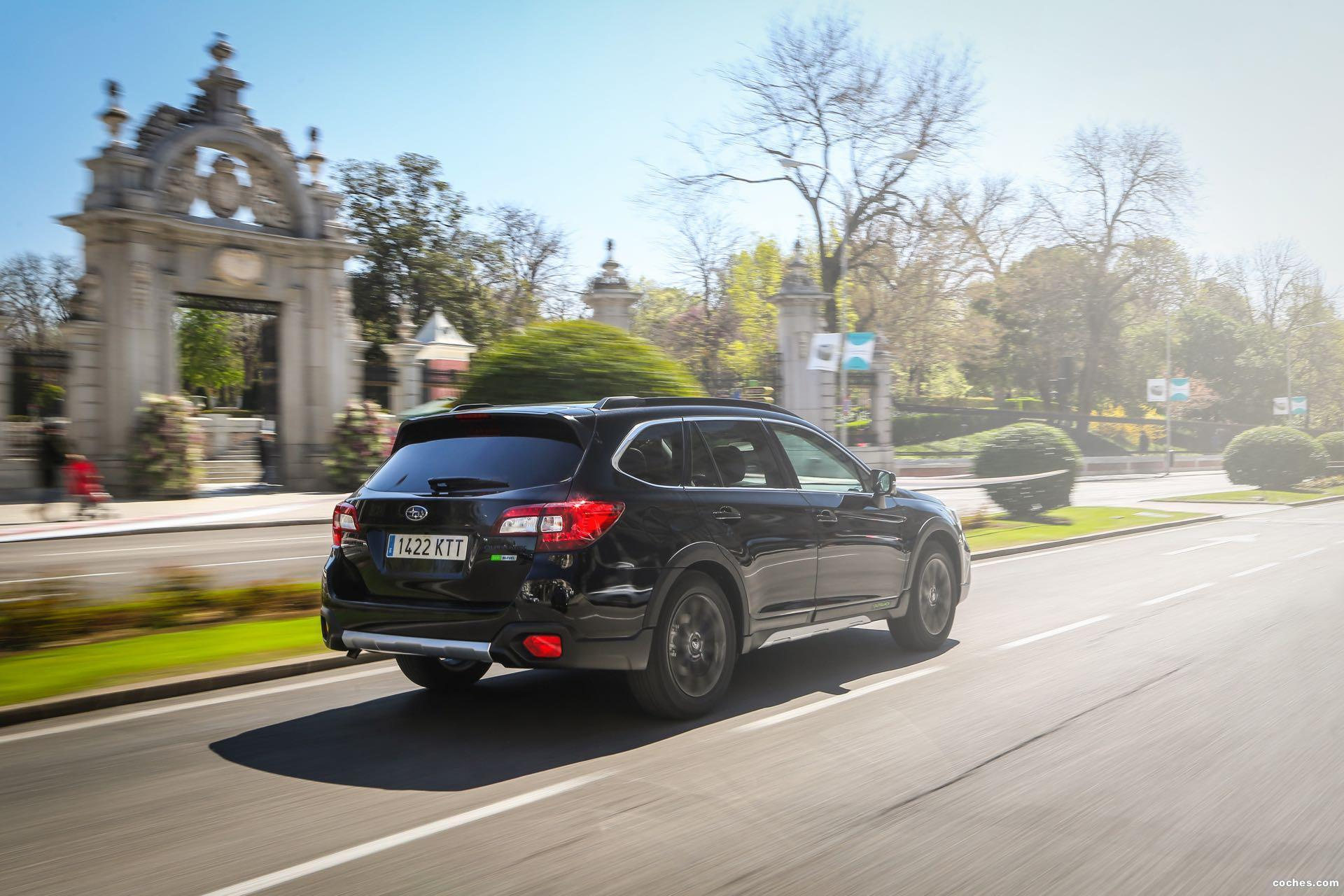 Foto 0 de Subaru Outback Eco Bi-Fuel Black Edition 2019