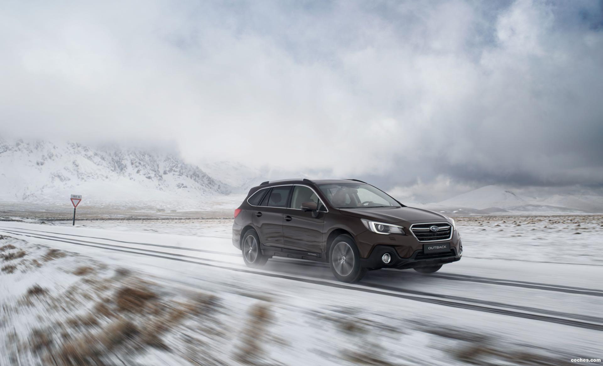 Foto 40 de Subaru Outback Executive Plus 2018