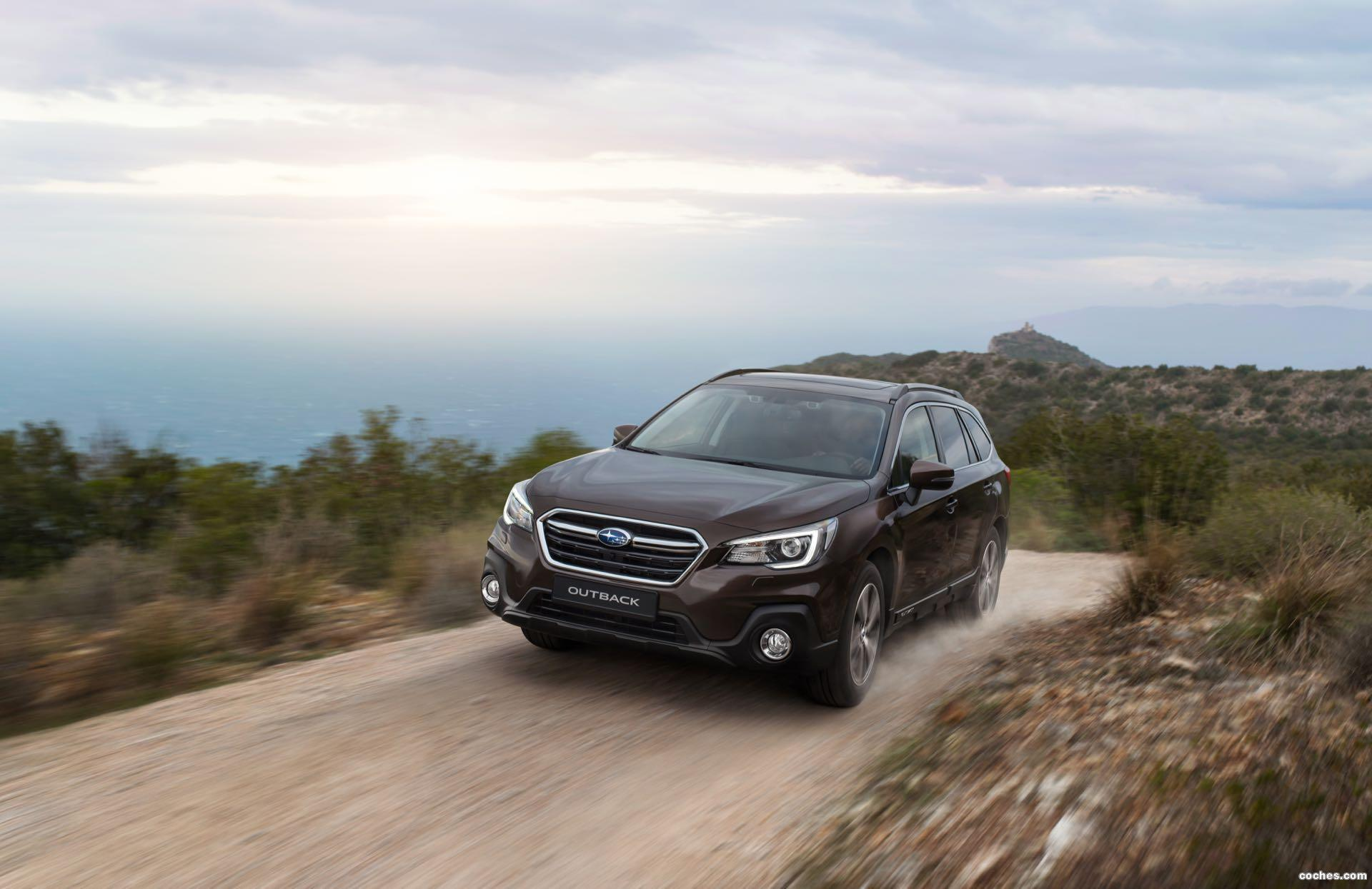 Foto 58 de Subaru Outback Executive Plus 2018