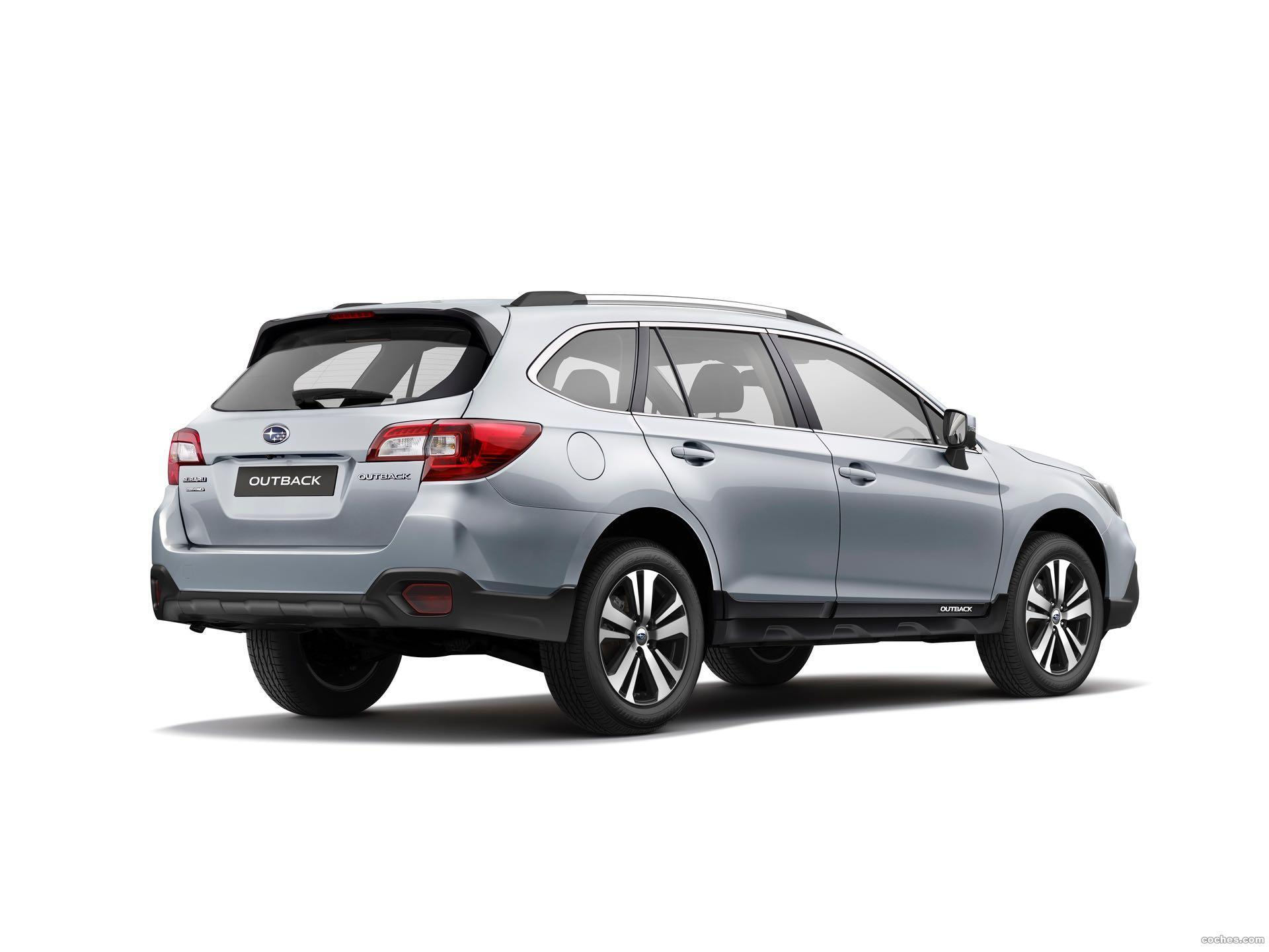 Foto 4 de Subaru Outback Executive Plus 2018