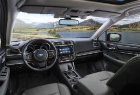 Ver foto 15 de Subaru Outback Eco Bi-Fuel Black Edition 2019