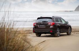 Ver foto 25 de Subaru Outback Executive Plus 2018