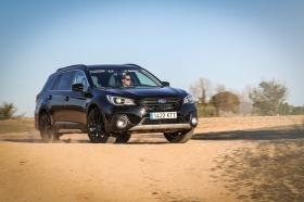 Ver foto 23 de Subaru Outback Eco Bi-Fuel Black Edition 2019