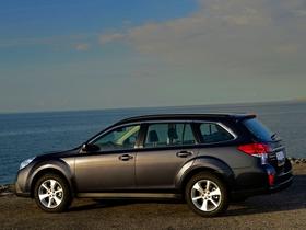 Ver foto 15 de Subaru Outback 2013