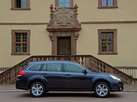 Ver foto 26 de Subaru Outback 2013