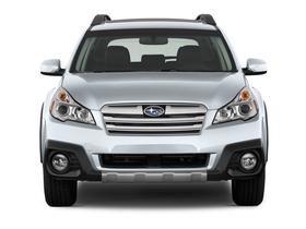 Ver foto 2 de Subaru Outback 2013