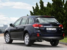 Ver foto 4 de Subaru Outback 2013