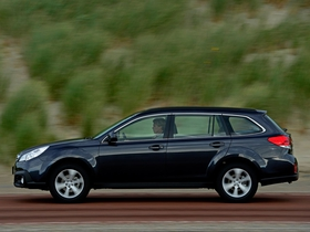 Ver foto 21 de Subaru Outback 2013
