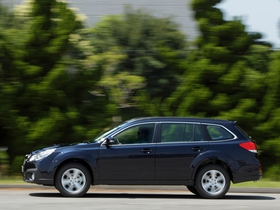 Ver foto 11 de Subaru Outback 2013