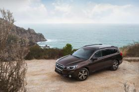 Ver foto 56 de Subaru Outback Executive Plus 2018