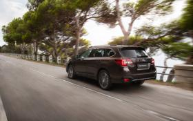 Ver foto 37 de Subaru Outback Executive Plus 2018