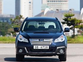 Ver foto 3 de Subaru Outback 2013