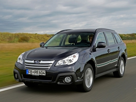 Ver foto 20 de Subaru Outback 2013