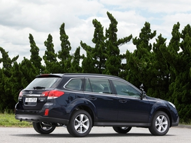 Ver foto 7 de Subaru Outback 2013