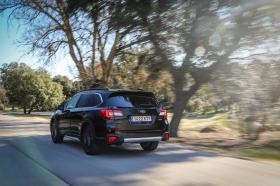 Ver foto 22 de Subaru Outback Eco Bi-Fuel Black Edition 2019
