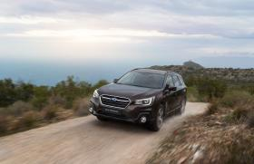 Ver foto 59 de Subaru Outback Executive Plus 2018