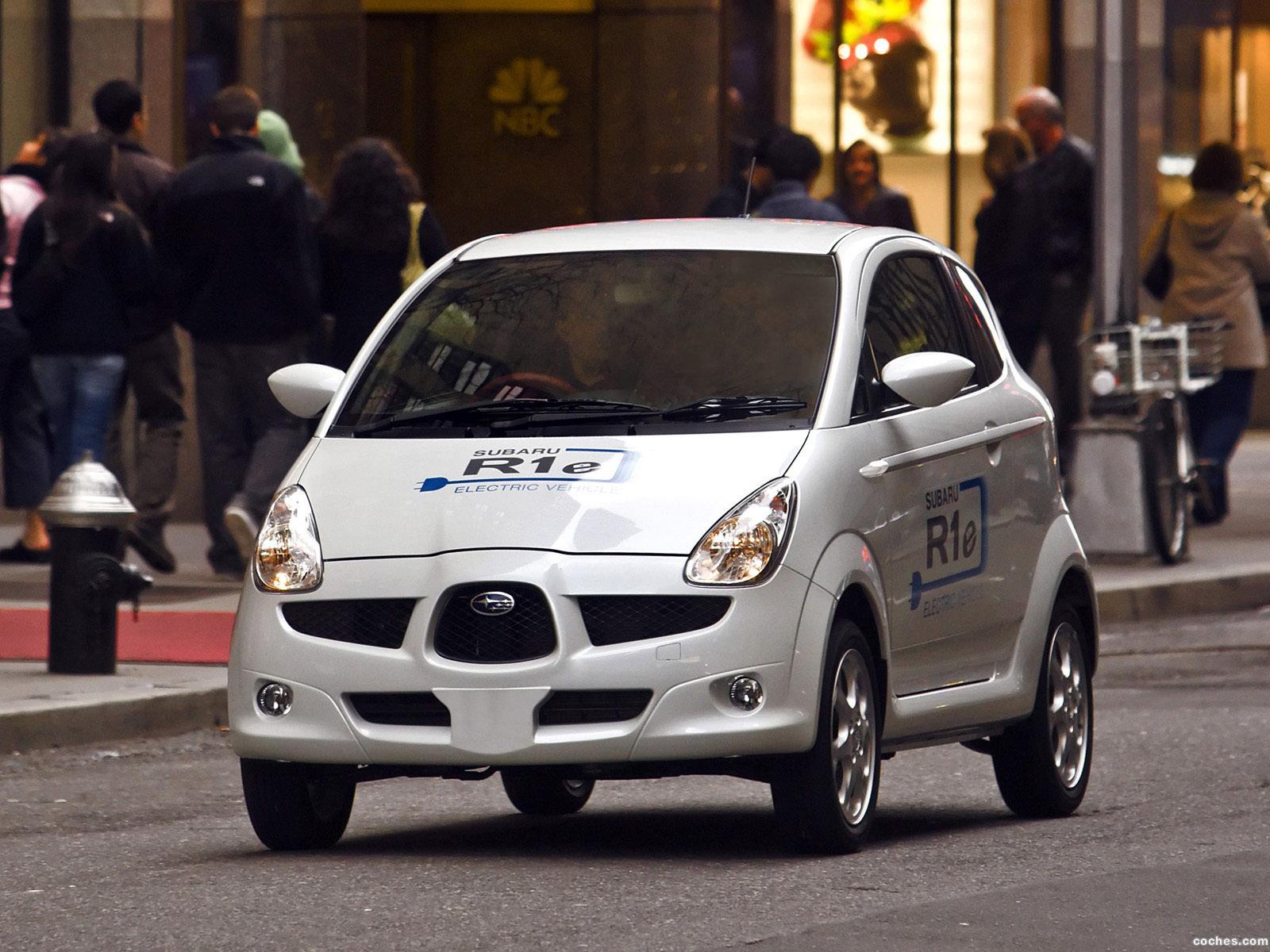 Foto 0 de Subaru R1 E prototype 2008