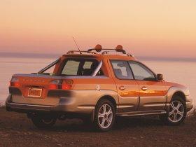 Ver foto 2 de Subaru STX Concept 2000