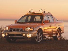 Ver foto 1 de Subaru STX Concept 2000