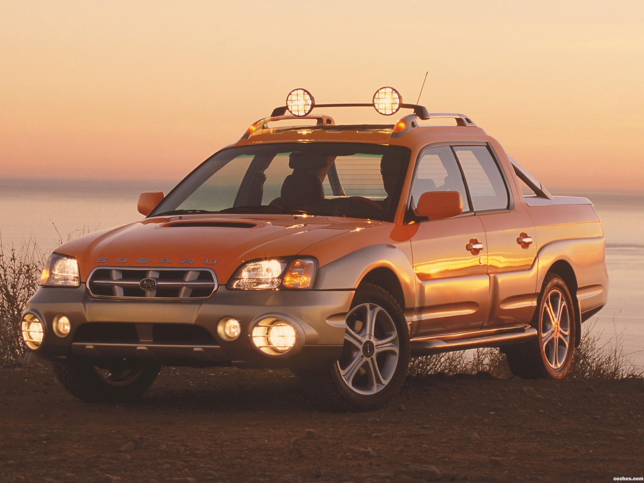 Foto 0 de Subaru STX Concept 2000