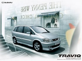 Ver foto 2 de Subaru Traviq S Package 2001