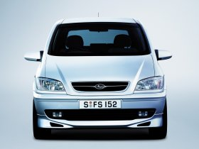 Ver foto 10 de Subaru Traviq S Package 2001