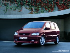 Ver foto 9 de Subaru Traviq S Package 2001