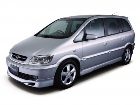 Ver foto 5 de Subaru Traviq S Package 2001