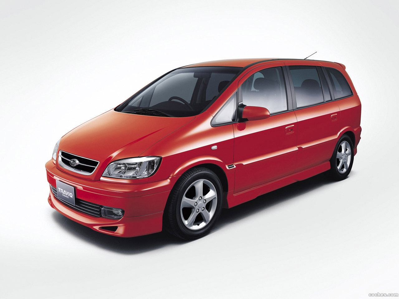 Foto 3 de Subaru Traviq S Package 2001
