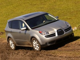 Ver foto 2 de Subaru Tribeca 2005