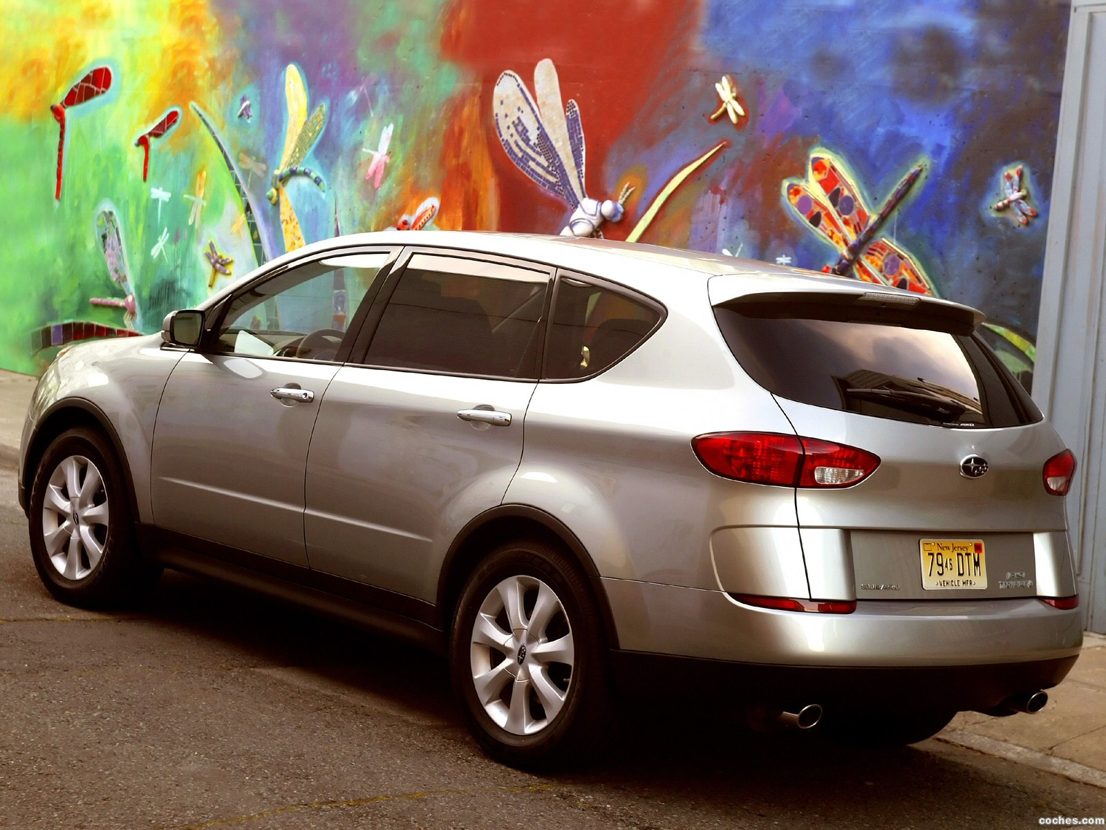 Foto 6 de Subaru Tribeca 2005