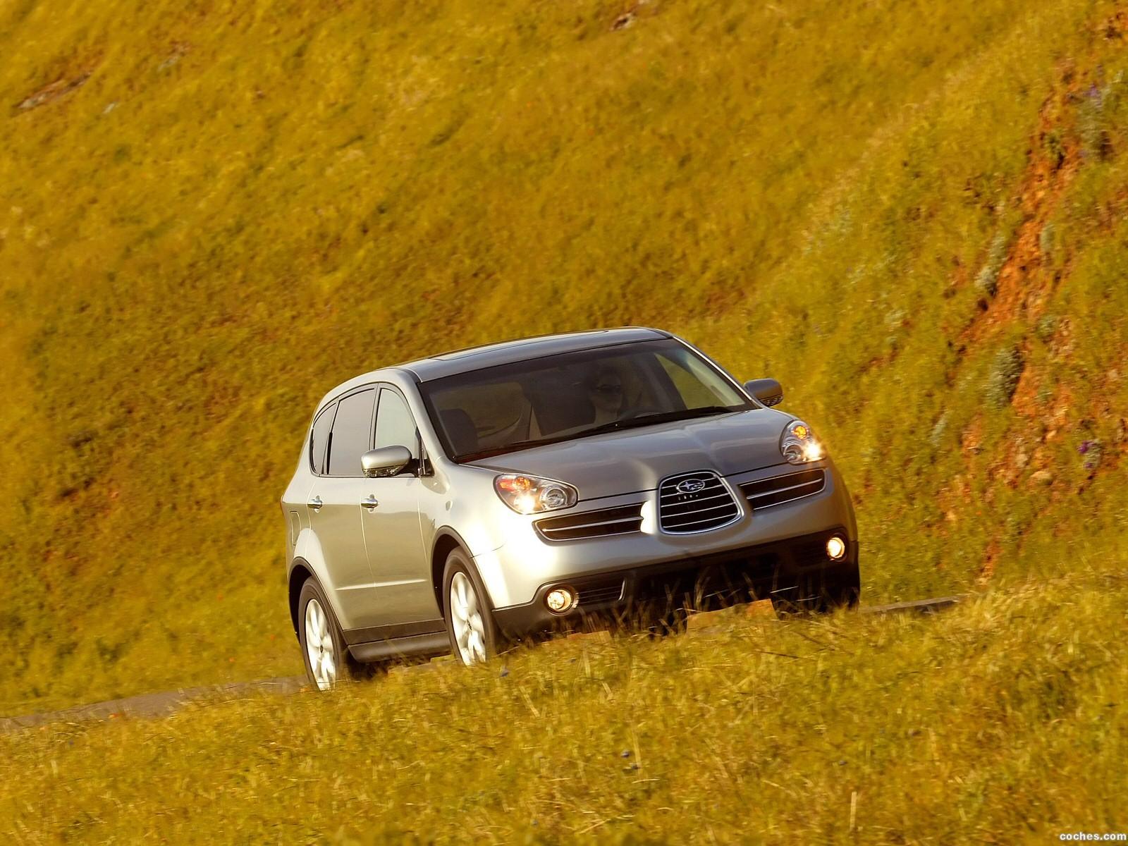 Foto 5 de Subaru Tribeca 2005
