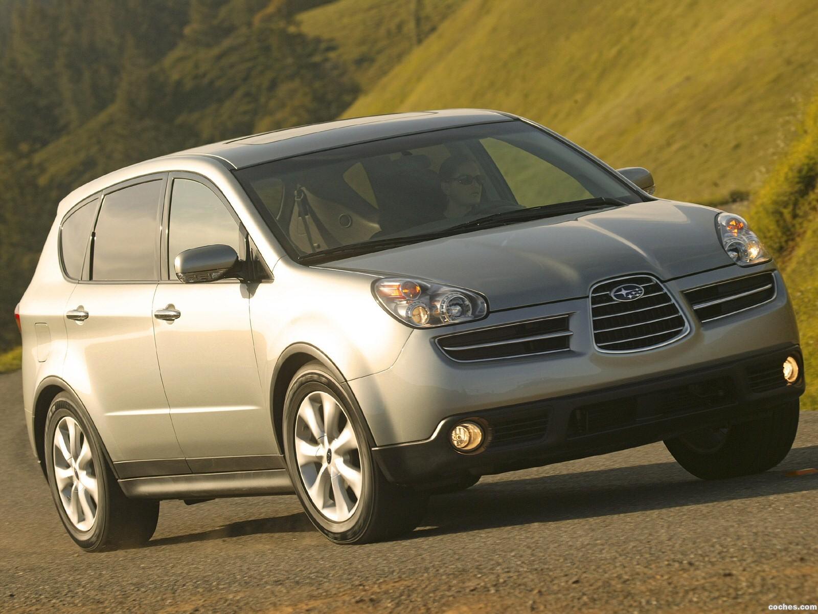 Foto 0 de Subaru Tribeca 2005