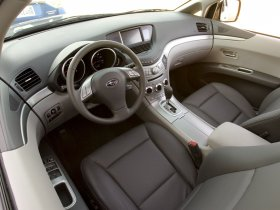 Ver foto 11 de Subaru Tribeca 2008