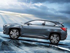 Ver foto 3 de Subaru Viziv 2 Concept 2014