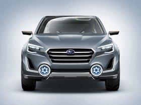 Ver foto 7 de Subaru Viziv 2 Concept 2014