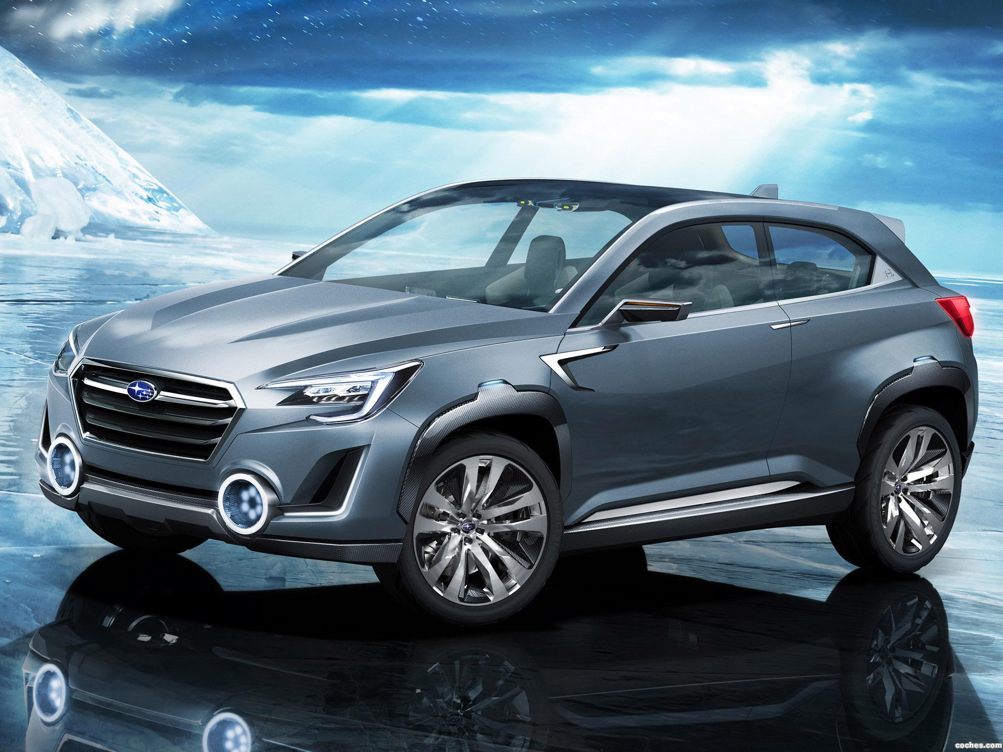 Foto 0 de Subaru Viziv 2 Concept 2014