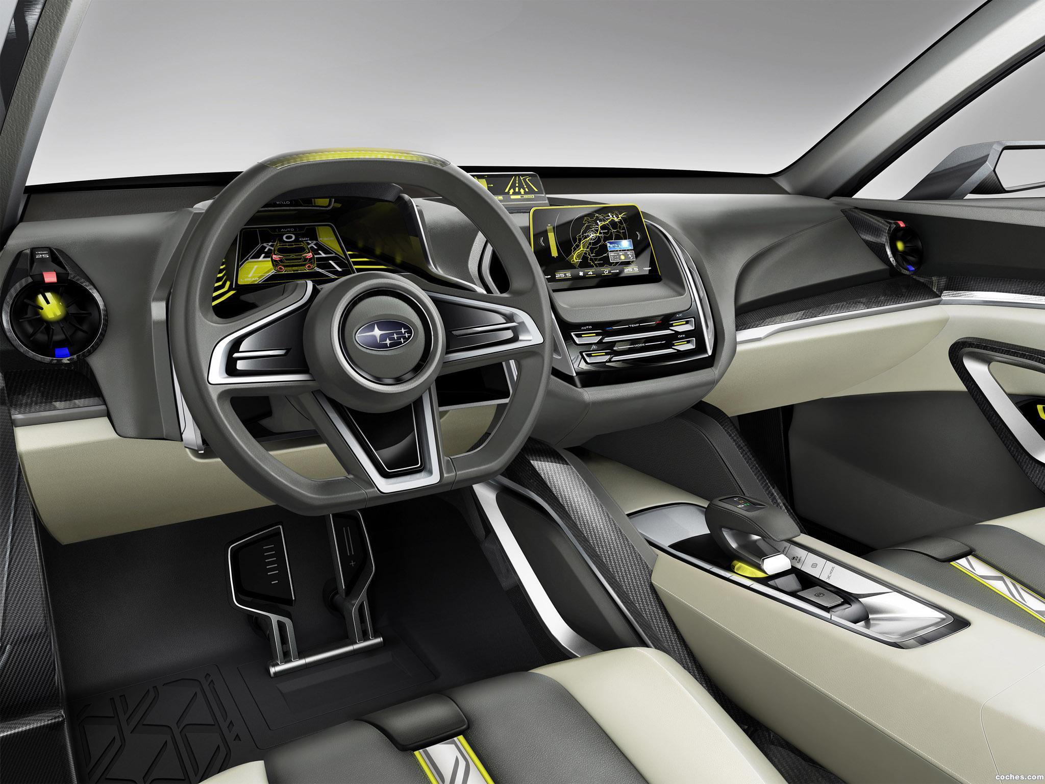 Foto 10 de Subaru Viziv 2 Concept 2014