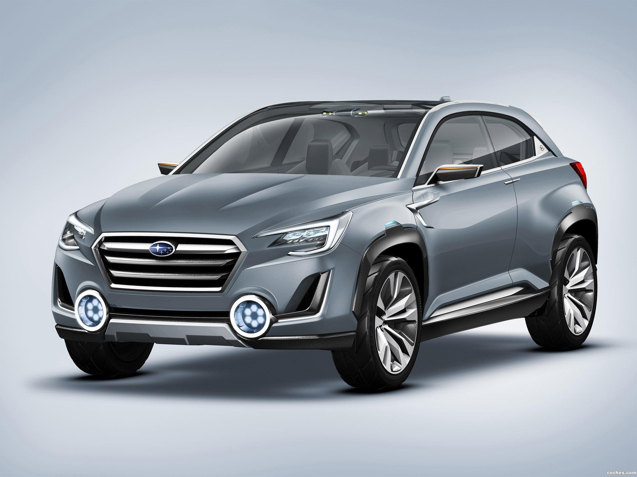 Foto 8 de Subaru Viziv 2 Concept 2014