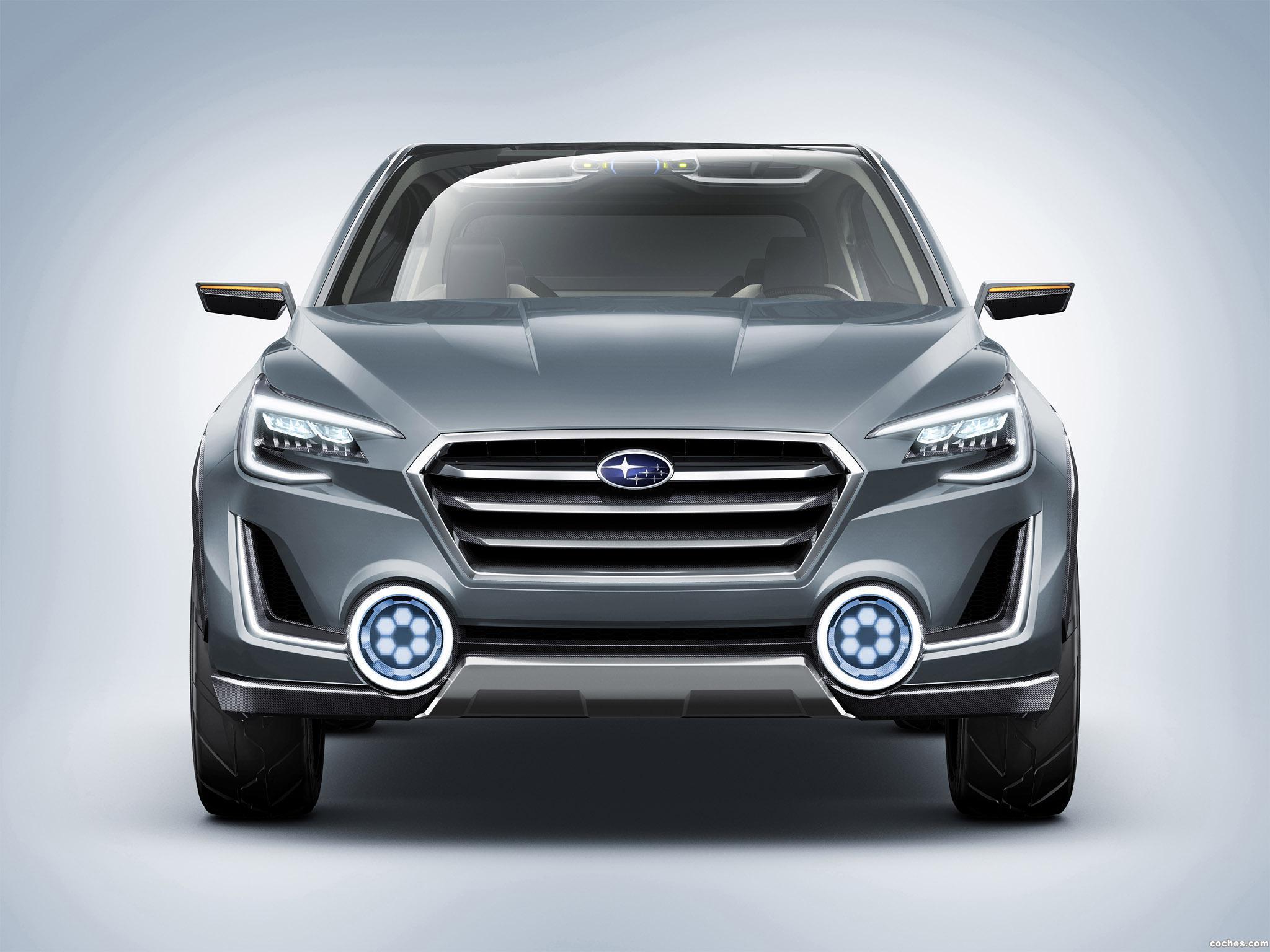 Foto 6 de Subaru Viziv 2 Concept 2014