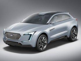 Ver foto 4 de Subaru Viziv Concept 2013
