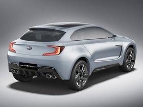 Ver foto 3 de Subaru Viziv Concept 2013