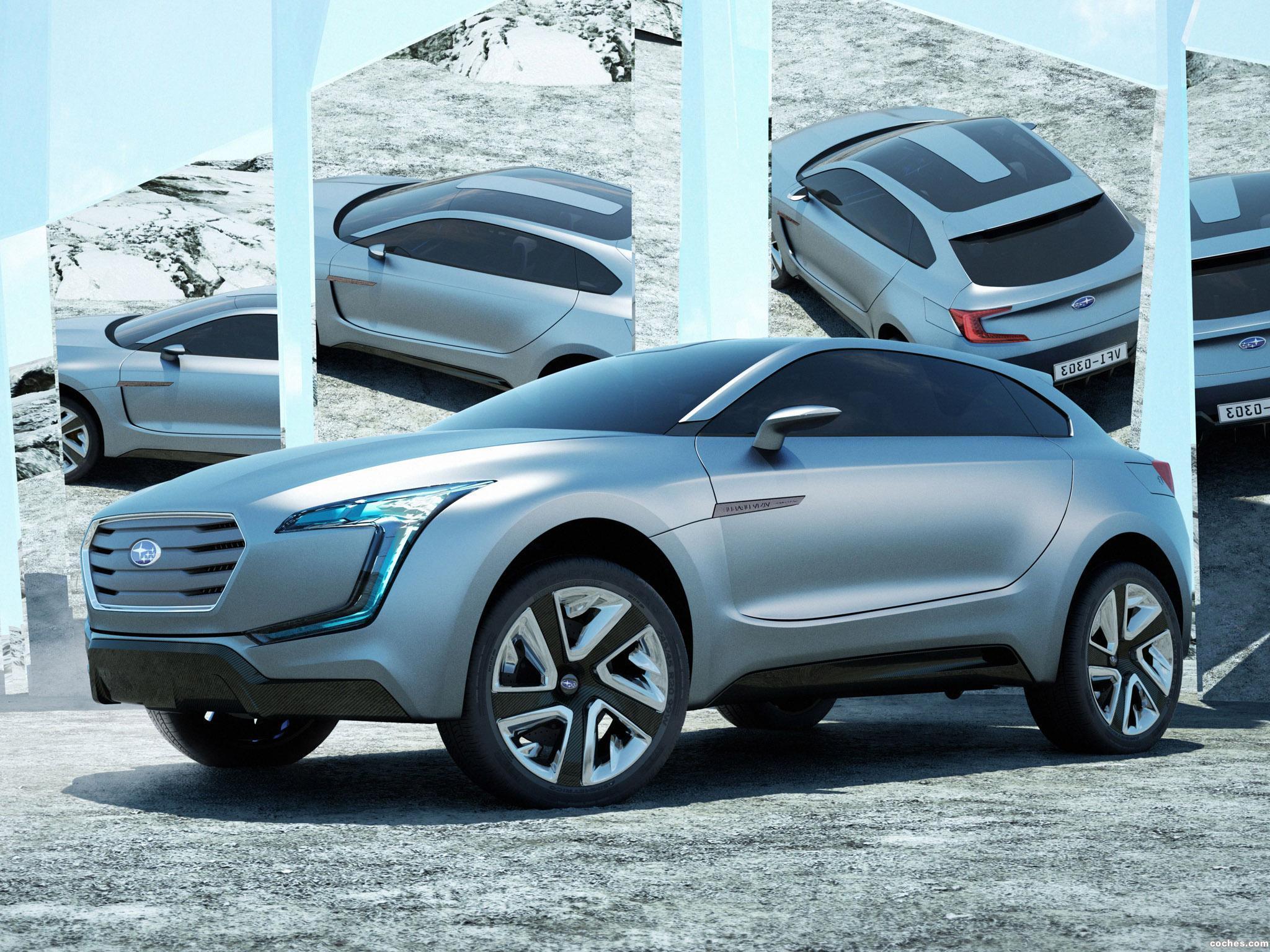 Foto 0 de Subaru Viziv Concept 2013