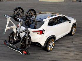 Ver foto 3 de Subaru Viziv Future Concept 2015